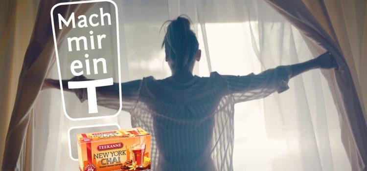 "Songwriting | Release ""Mach mir ein T"" (Teekanne Werbekampagne)"