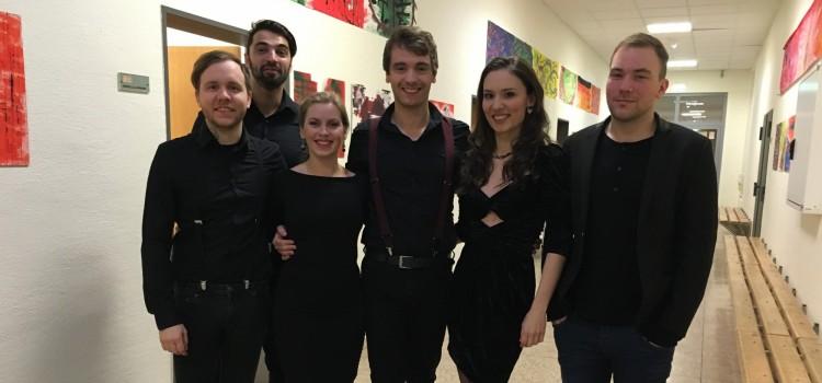 Backgroundsängerin | Gerrit Hericks – Musicals In Concert