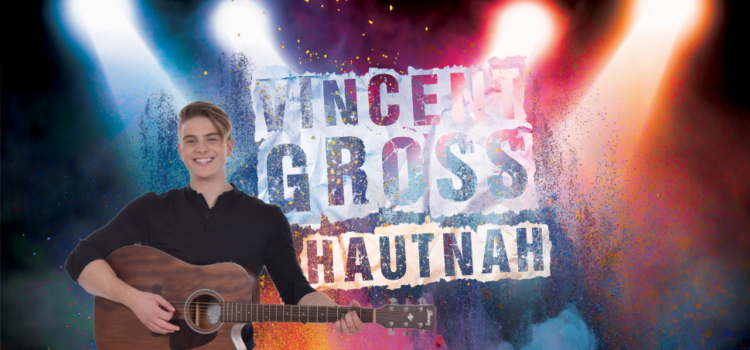 "Songwriting |Release ""Der frühe Vogel"" & ""Et voilà"" – Vincent Gross  (Schlager)"